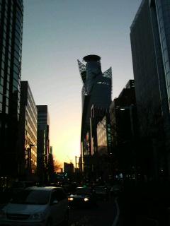 名古屋駅スパイラル